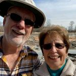"""Orv and Phyllis Orv: """"I thoroughly enjoyed the course and definitely recommend that other seniors take it."""" Phyllis:"""